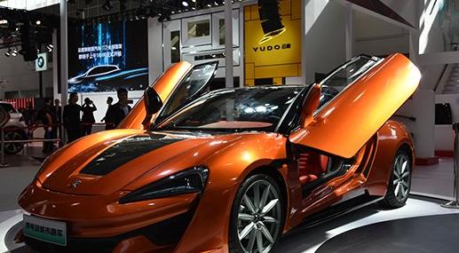 """作为未来发展方向的新能源汽车,可谓是""""席卷""""整个北京车展,本届"""