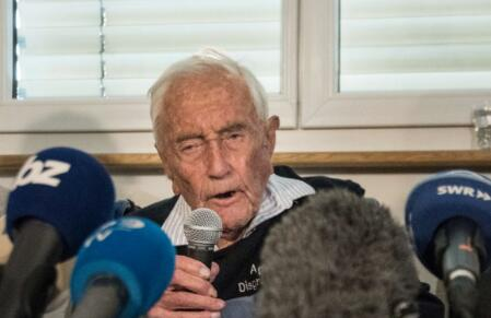 104岁科学家瑞士安乐死 很高兴明天就能结束生命