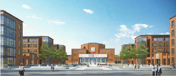 济南西部再添一所公办高中 济南大学城实验高中9月1日开学