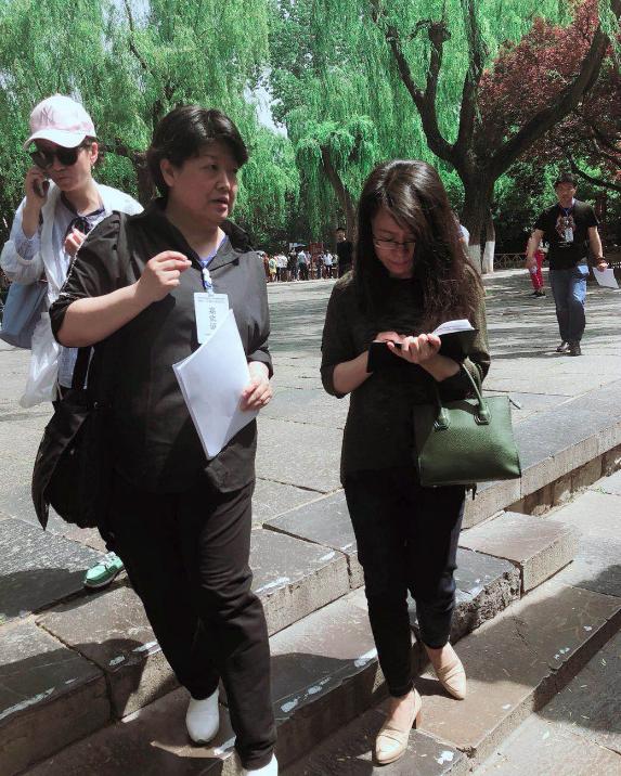 【2018中国作家济南行】作家在泉城思如泉涌 感叹济南又美又养人