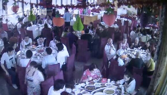 奇葩新人办完婚宴跑路 真是物以类聚 老板怒称要报警