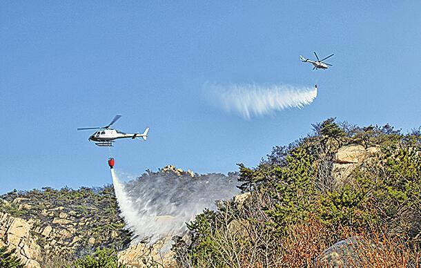 严防森林火灾 山东省航空护林站4个月累计巡护272小时、2.7万公里