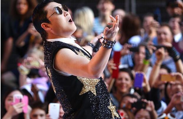 PSY鸟叔离开YG娱乐 2012年《江南Style》点击率超过4亿