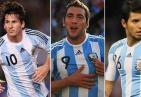 阿根廷队初选名单 梅西领衔,在中超效力的马斯切拉诺在列