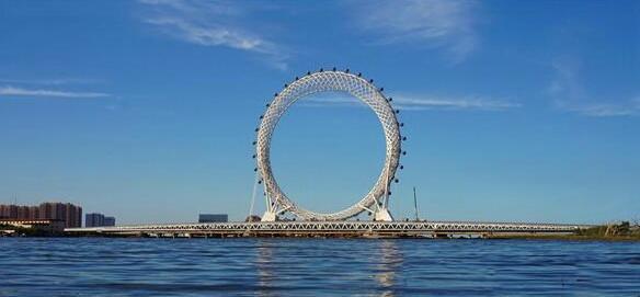 世界最大无轴式摩天轮