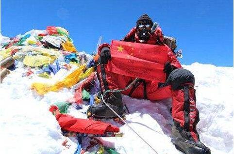 永在巅峰!北大登山队登珠峰 庆贺母校建校120周年