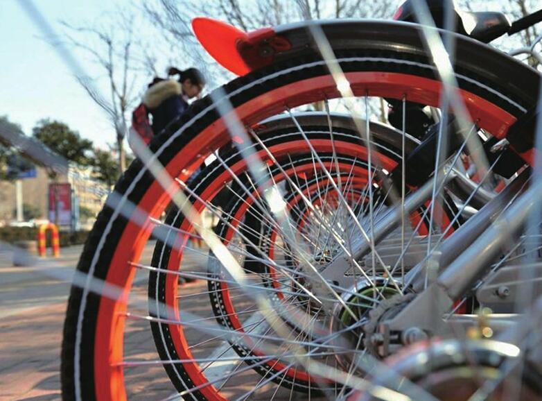 """济南市发布互联网租赁自行车管理新规 共享单车月底将设""""电子围栏"""""""