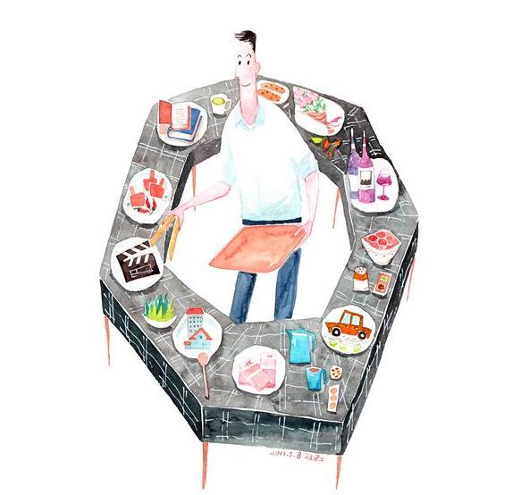 考研圈、动漫圈……你有没有自己的兴趣圈?
