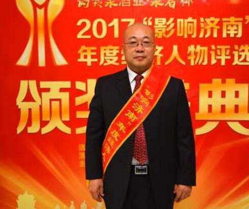 中国重汽(香港)有限公司济南轻卡销售部总经理 王德春