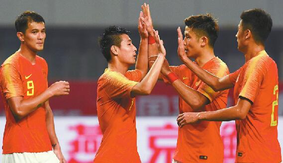 国足热身赛胜缅甸 1:0这样的胜...