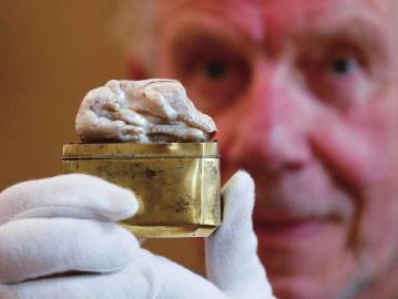 世界最大淡水珍珠即将在荷兰拍卖
