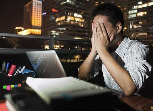 凌晨3点不回家什么梗?贩卖焦虑?努力生活的人谁不是在拼命