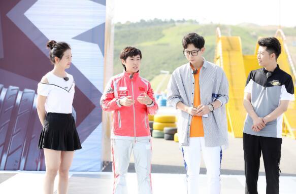 胡夏李艾郭跃卡洛斯巅峰赛车技 山东卫视《挑战300秒》6月9日燃情开播