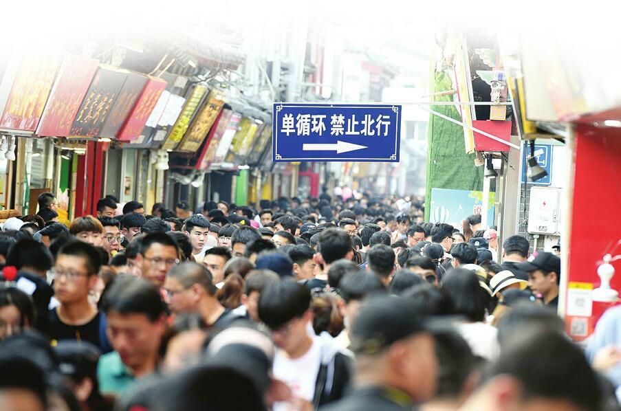 """城市历史文化支撑起济南""""网红""""商业街 商业联姻文化开启超级IP时代"""