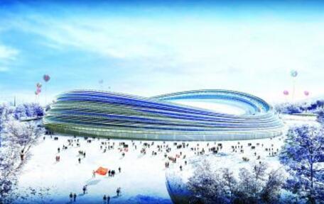 【效果图】2022冬奥建设时间表出炉 年内26个项目将实现开工