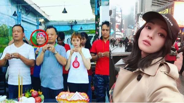 张韶涵妈妈越南打工月薪低不足3000元?但照片却暴露了一切…