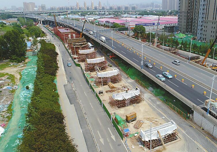 多个重点工程将提前完工 济南各大片区建设步伐加快