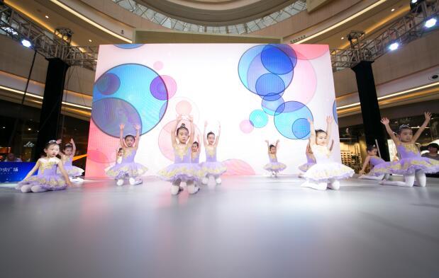葛蓓莉亚少儿芭蕾艺术中心强势登陆济南