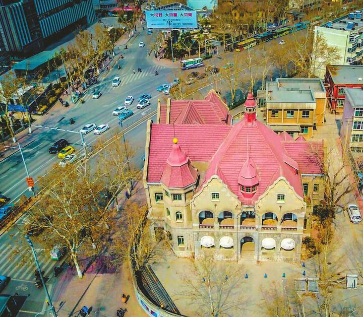 济南10处最美老建筑你去过几个