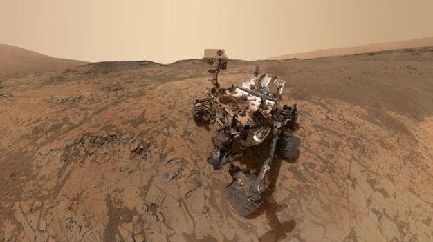 富豪移民首选?火星发现有机分子 NASA公布的重要发现竟然是TA