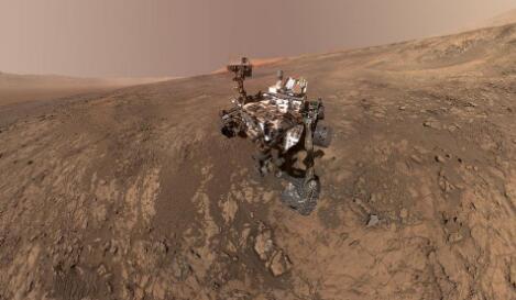 翻开新一页?火星发现有机分子 好奇号钻入35亿年前细粒沉积岩
