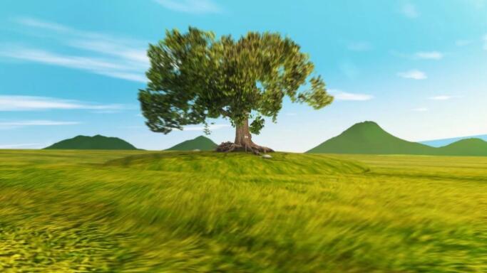 3D微视频:《共同家园》