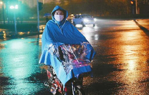 重庆时时彩网上平台:入汛后首迎降雨小清河涨了24厘米_14日局部有雷阵雨