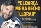 震惊!梅西谈税务案 有可能在俄罗斯世界杯后告别阿根廷国家队