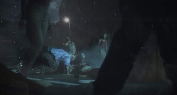 画面惊悚!生化危机2重制版 一波游戏艺术图来袭胆小慎入