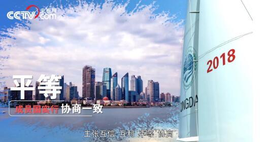 微视频:上海精神 青岛扬帆