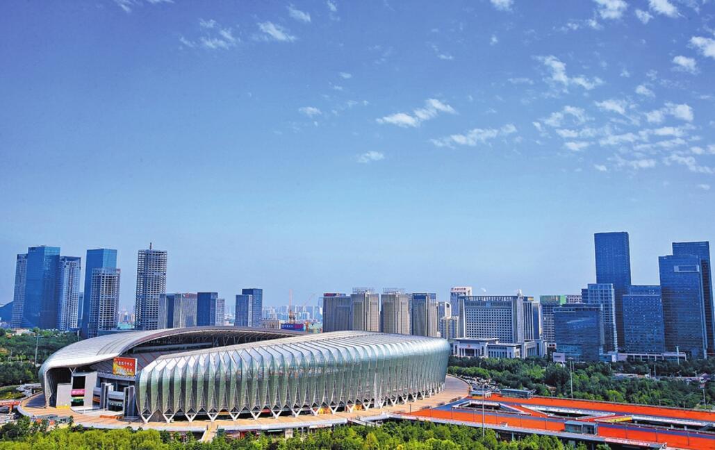 """提升城市品质让""""泉城蓝""""永驻"""