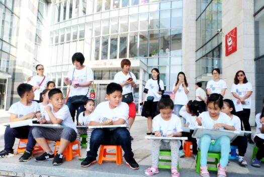 """童梦同想,我们的共融生活空间 ——济南中海环宇城""""童梦·同想""""活动欢乐落幕"""