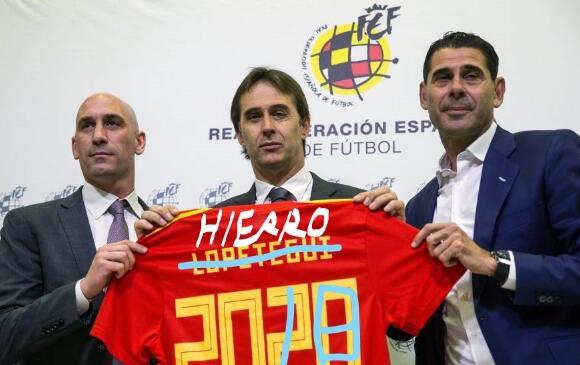 临危受命?耶罗出任主帅 西班牙世界杯首战将迎战强敌葡萄牙队