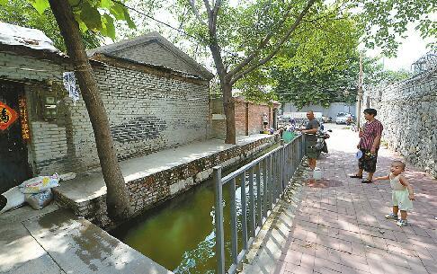 小桥流水人家纳入棚改项目
