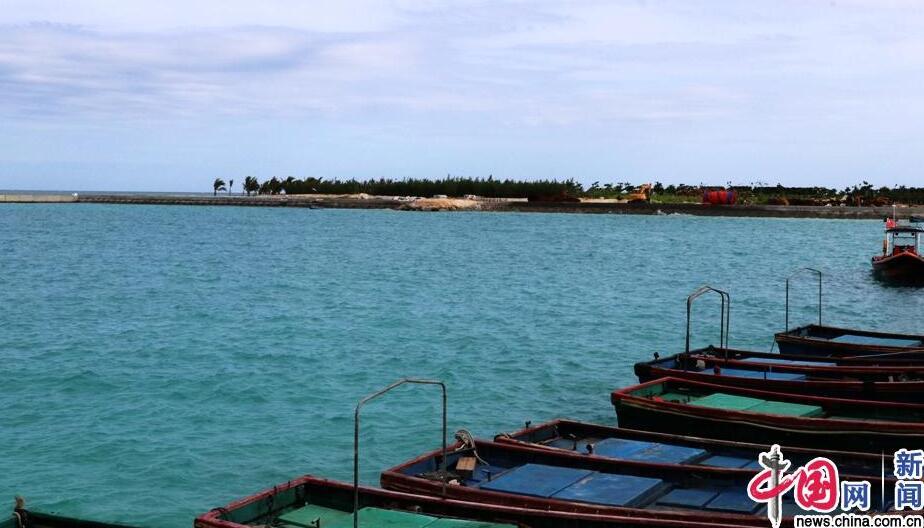 """【新时代·幸福美丽新边疆】我在三沙做""""岛长"""":守护海岛就是守护家园"""