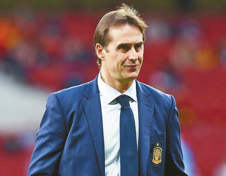 意外!西班牙主帅突然下课 世界杯首战将迎战强敌葡萄牙队