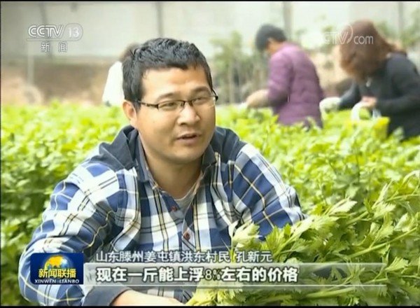 """央视新闻联播点赞山东:打造乡村振兴的""""齐鲁样板"""""""