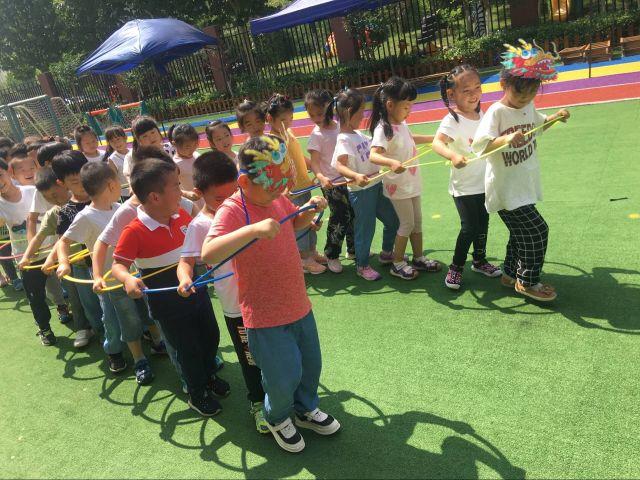 粽情欢乐浓情端午——济南市槐荫区大金新苑幼儿园端午节主题活动