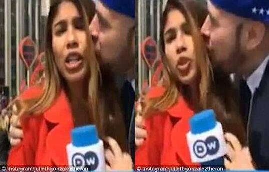 女主播直播世界杯遭强吻 呼吁尊重在感情和骚扰之间划清界限