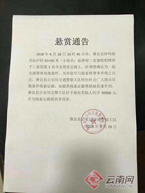 香消玉殒!云南少女车祸身亡 18岁陈颖刚高考完就遭遇不幸