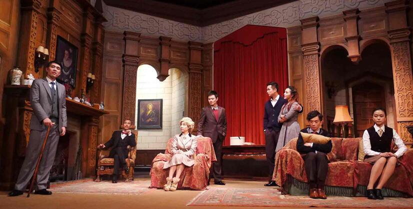 阿加莎最巧妙的谋杀悬疑剧之一《捕鼠器》将登陆北京保利剧院