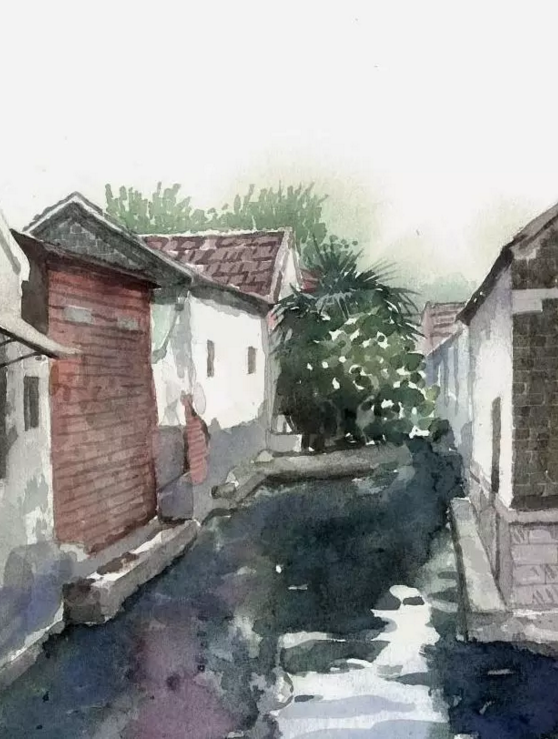 济南老街巷:昨日像那东流水