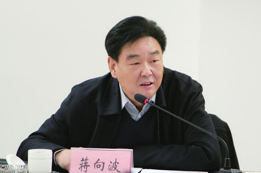 市城乡建设委主任蒋向波——以实际成效推动改革发展