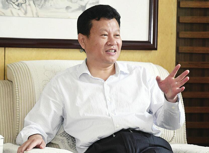 长清区委书记王勤光 区委副书记、区长赵居安 让最优营商环境 成为靓丽名片