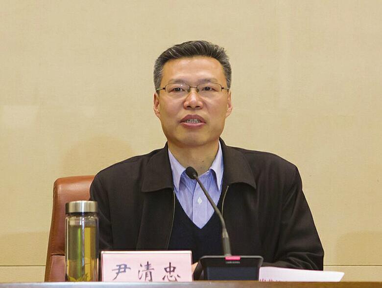 市财政局局长尹清忠 完善财政扶持实体经济发展政策