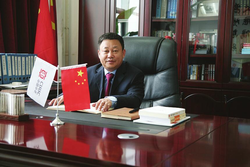 中车山东机车车辆有限公司总经理李广伟 用好营商政策 实现合作共赢