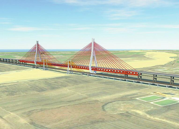 G104济南黄河公路大桥改扩建工程有望10月前开工