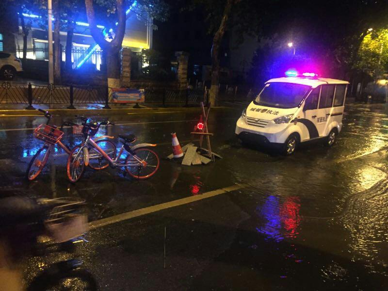 暴雨袭城夜,济南各县区应急抢险一线纪实