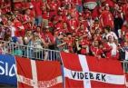 绿茵场不和谐音符!丹麦球迷暗示横幅给球队惹祸 足协面临罚款