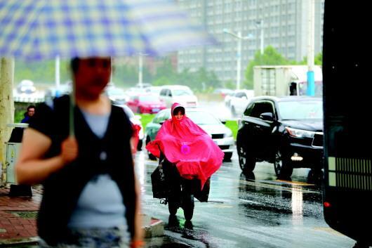 雨越强预案越有价值 山东多市开通重大灾害快速理赔通道